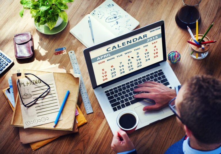 Online boekingen in WordPress