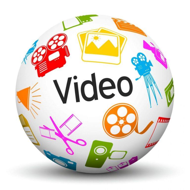 wordpress en video