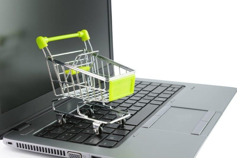 webwinkel geintegreerd