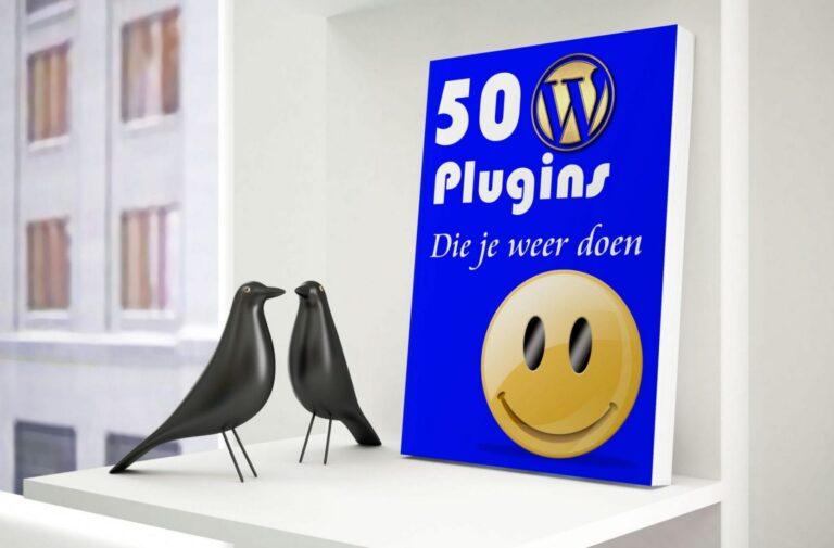 50 WordPress Plugins die je weer doen glimlachen
